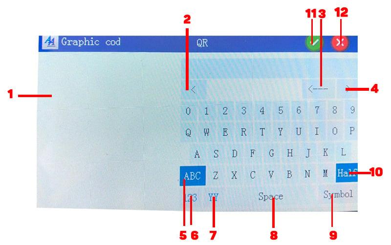 Hướng dẫn cách sử dụng máy in date Aturos N4 New version, Aturos K600