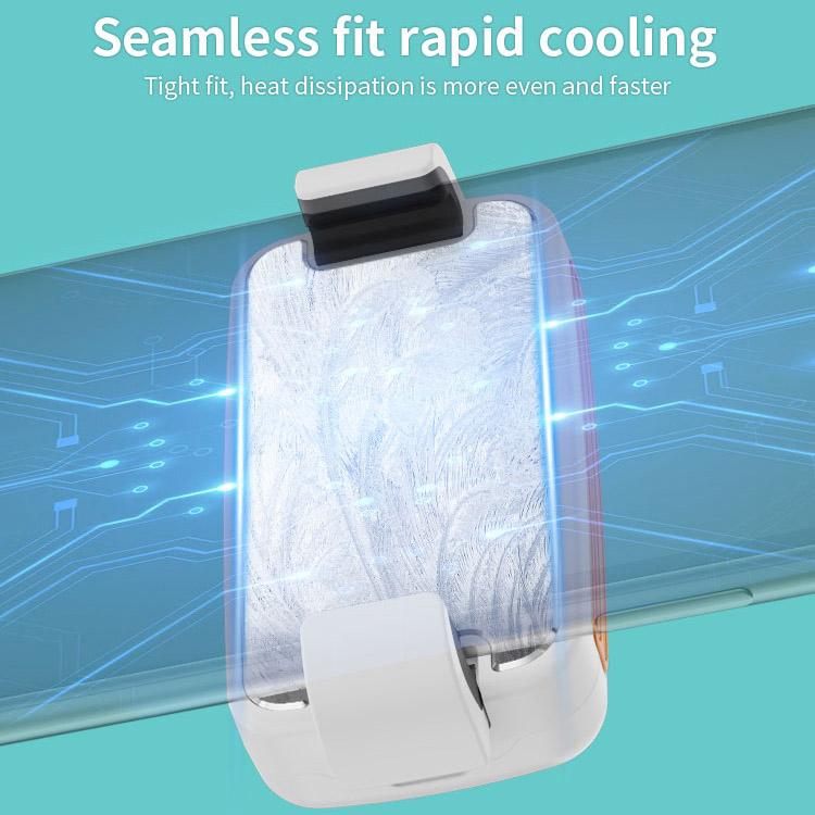 Quạt tản nhiệt chơi game cho điện thoại WIWU DL03 Mobile Phone Cooler