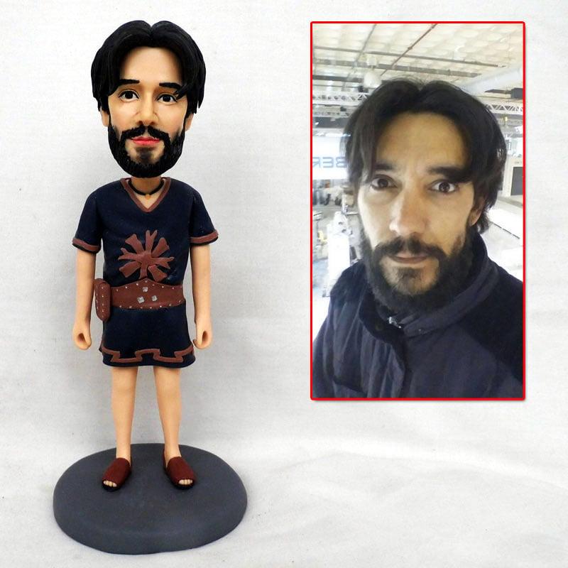 Tượng Chibi 3D giống mẫu thật theo yêu cầu