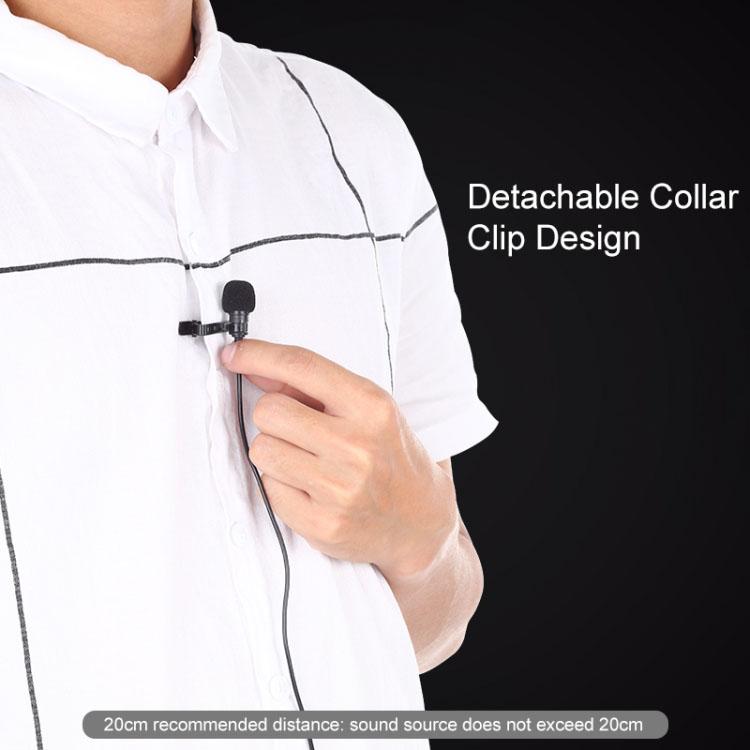 Bộ microphone thu âm chuyên nghiệp cho điện thoại iPhone, iPad Promax Puluz PU426