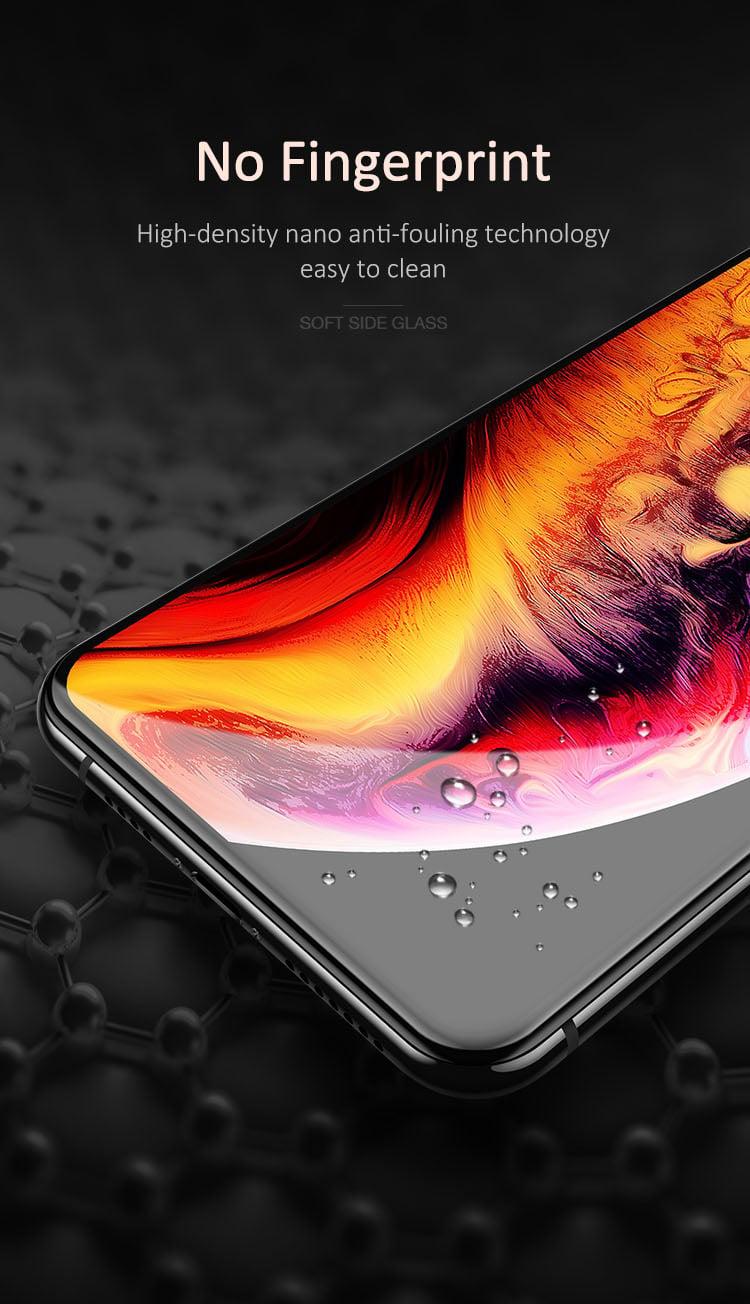 Kính cường lực USAMS US-BH509 iPhone XS Anti-spy Tempered Glass 0.33mm