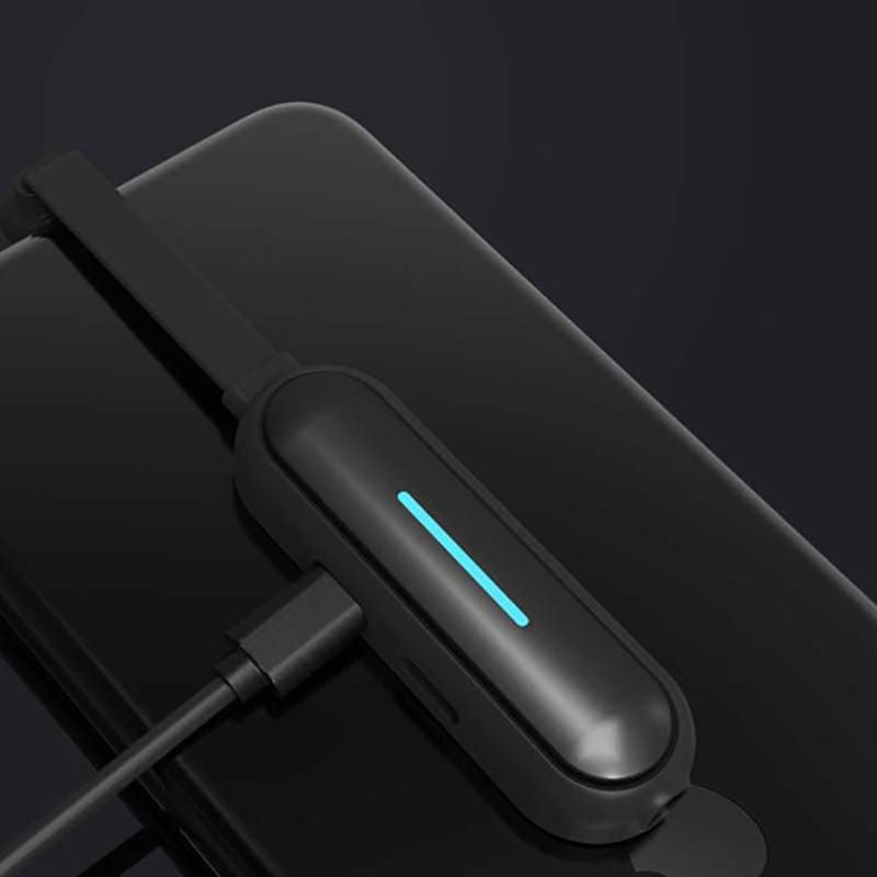Bộ chuyển đổi âm thanh cho iPhone 3 trong 1 gồm 2 cổng Lightning, 1 cổng jack 3.5mm WiWu LT06