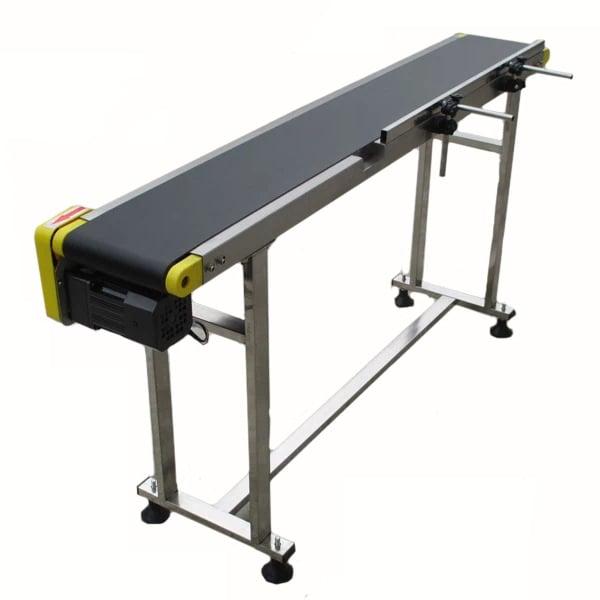 Hệ thống Băng chuyền, giá đỡ, Sensor cho máy in date mini cầm tay Promax Conveyor System