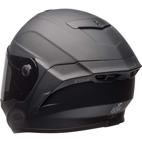 Bell-Star-MIPS-Solid-Matte-Black