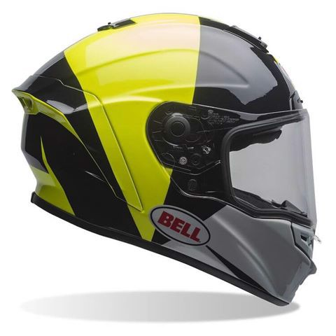 Bell Star Spectre Helmet Black Yellow