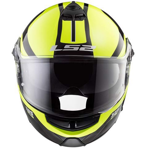 LS2-FF325-Strobe-Zone-Flip-Up-Motorcycle-Helmet-Gloss-Black-Yellow