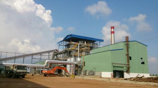 Nhà máy Đường Ninh Điền - Tây ninh