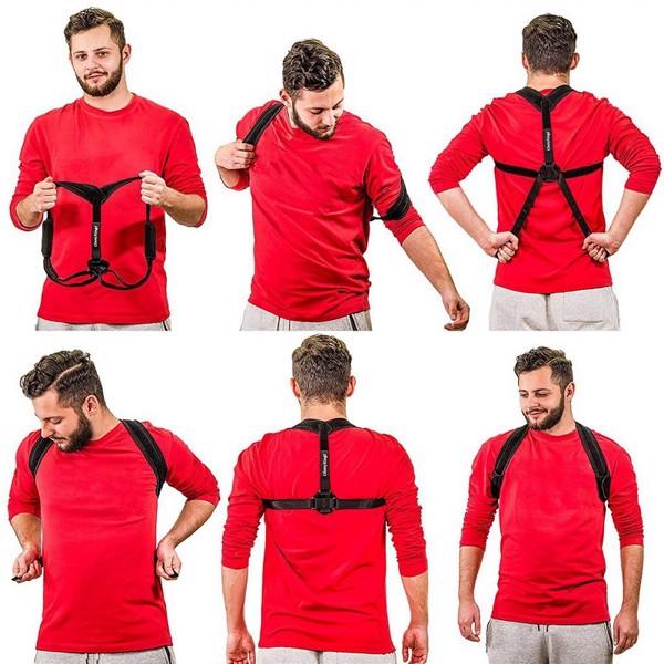 áo chống gù lưng midoctor