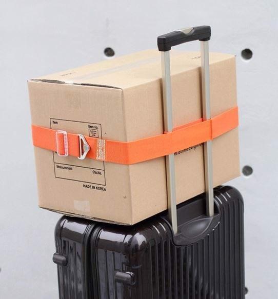 công dụng của dây đai vali