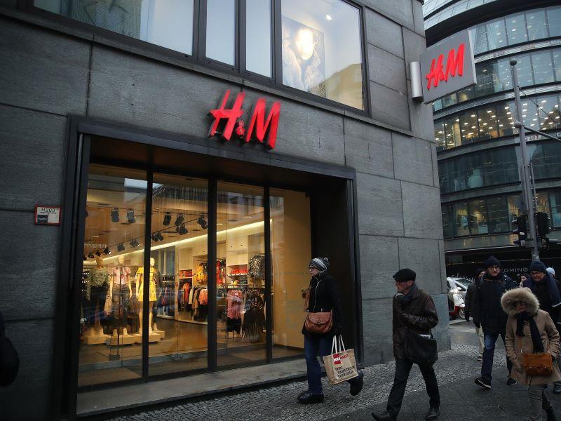 Thương hiệu thời trang nổi tiếng H&M tại Sweden