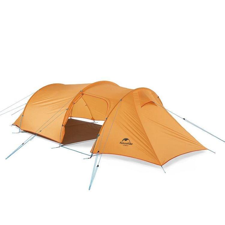 Lều du lịch 2 người Naturehike NH19L001B màu cam