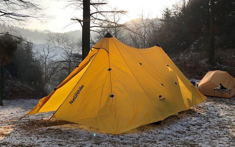Lều du lịch 8 người Naturehike