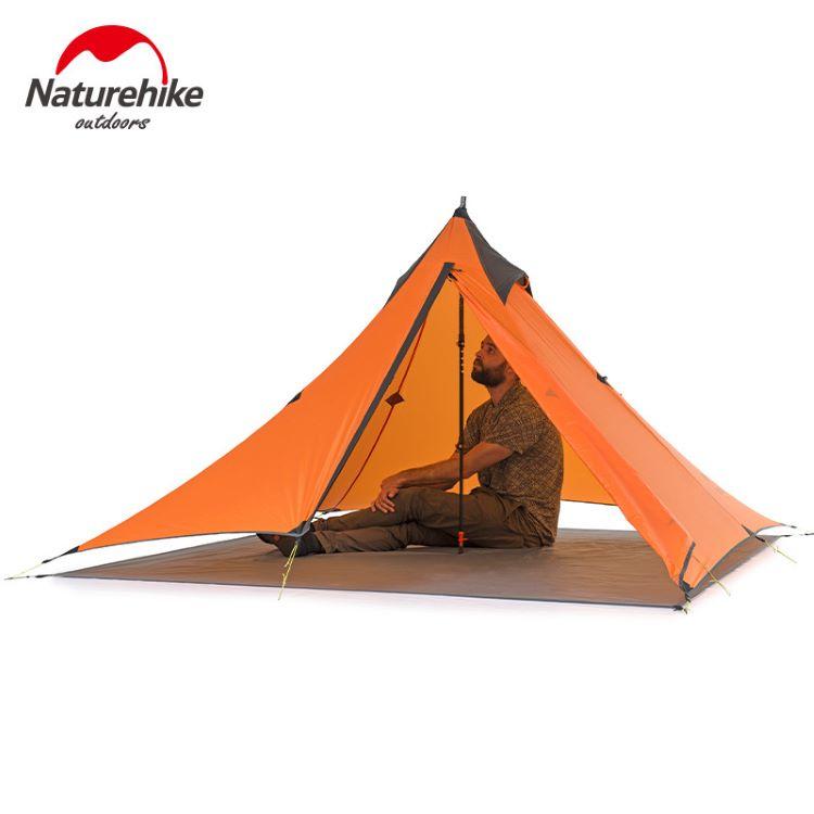 Lều cắm trại 2 lớp Naturehike