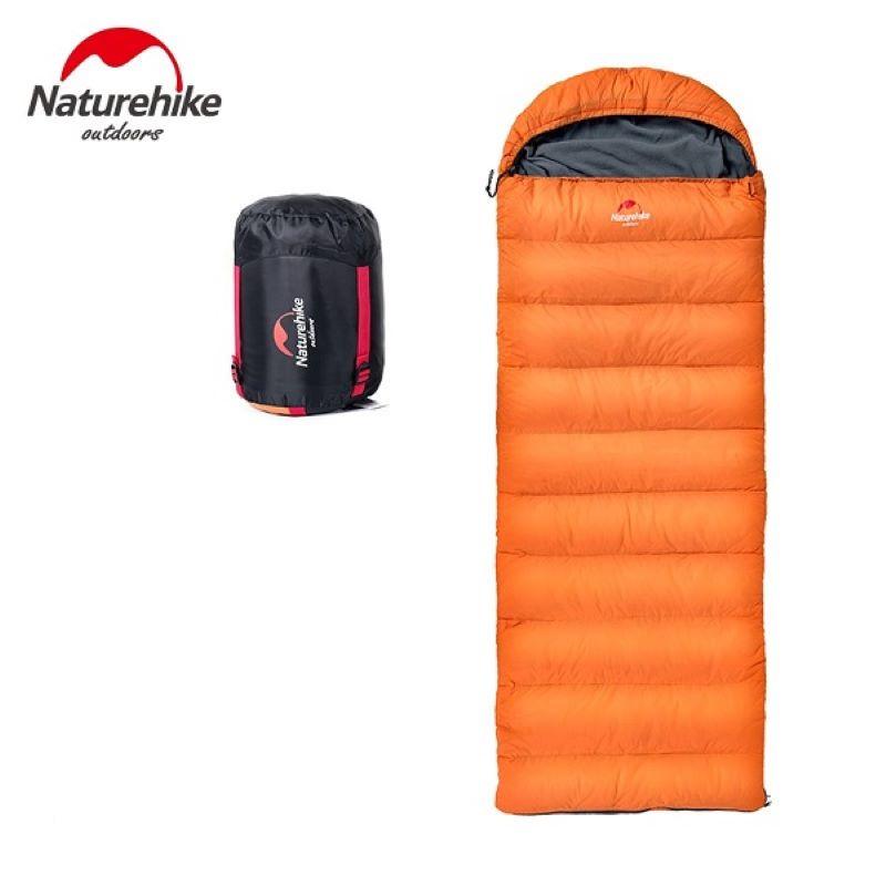 Túi ngủ dax ngoại Naturehike D280 màu cam