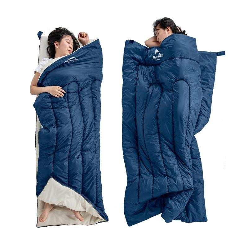 Túi ngủ Naturehike màu xanh dương