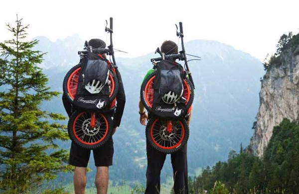 The Backpack bike