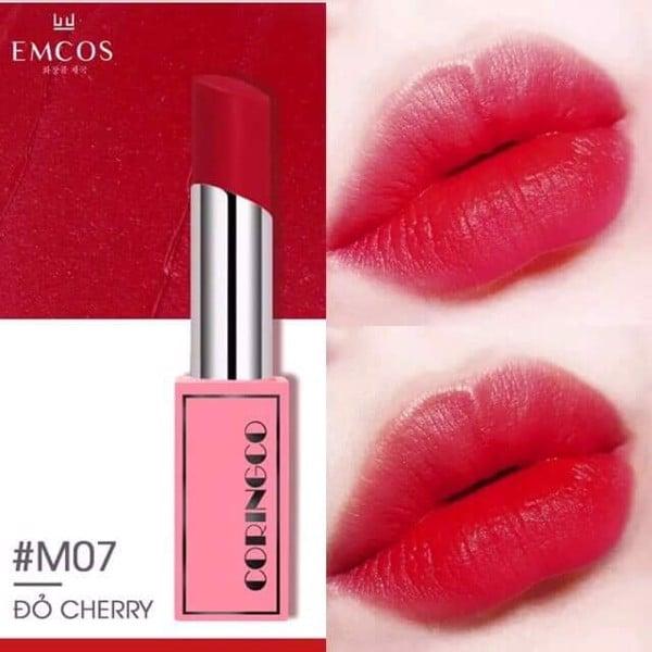 Bảng màu Coringco - 07 Đỏ cherry