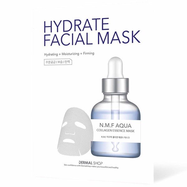 Dermal N.M.F Aqua Collagen Essence Mask: