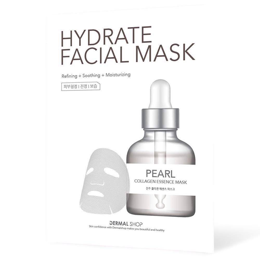 Dermal Pearl Collagen Essence Mask: