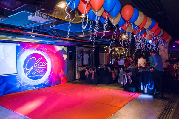 Tiệc Tất Niên - Year End Party Công ty Maple Healthcare 26.01.2018