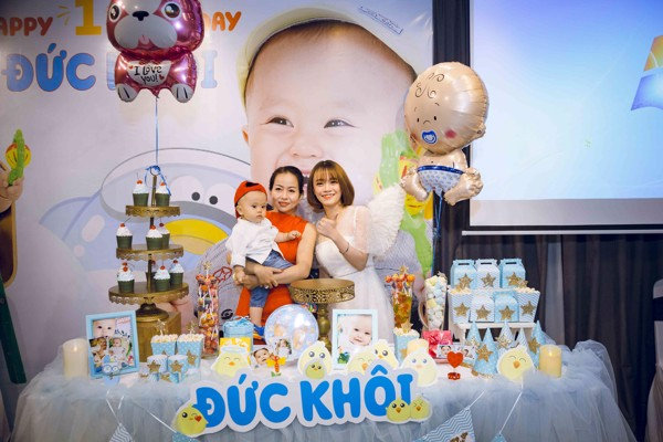 ĐỨC KHÔI IS TURNING 1 !!!