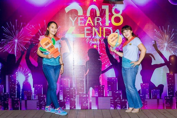 Tiệc Tất Niên - Year End Party Saigon HD 29.01.2018