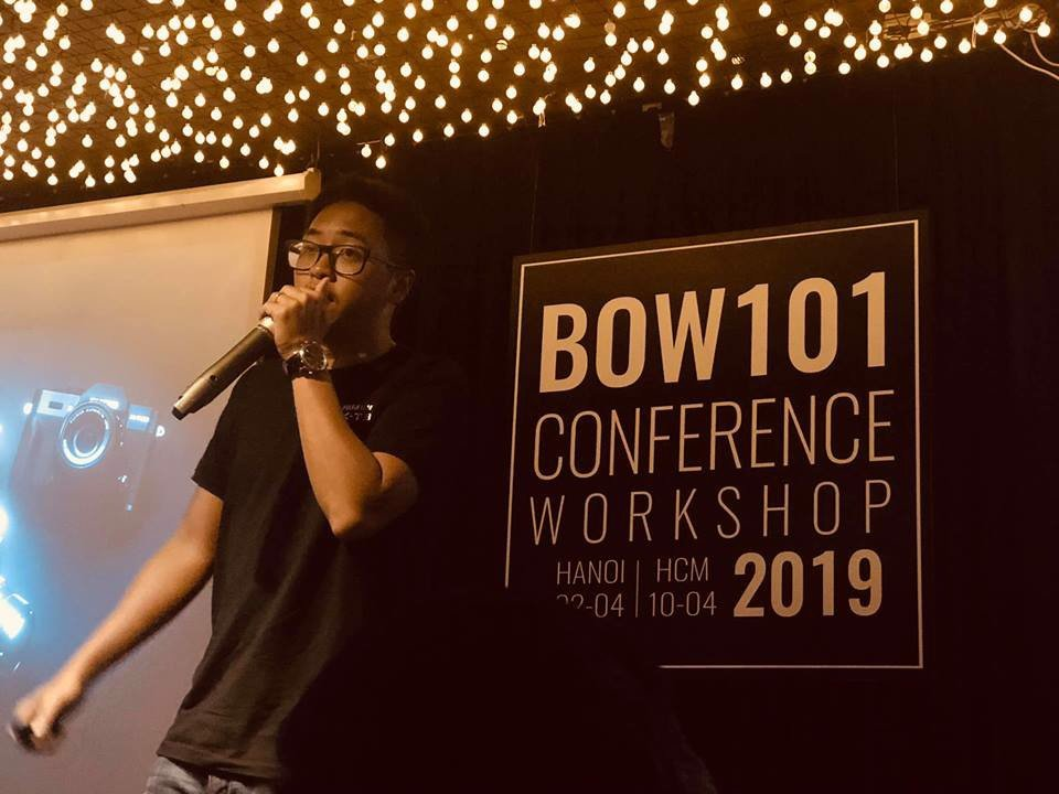 BOW101 Conference Workshop 2019
