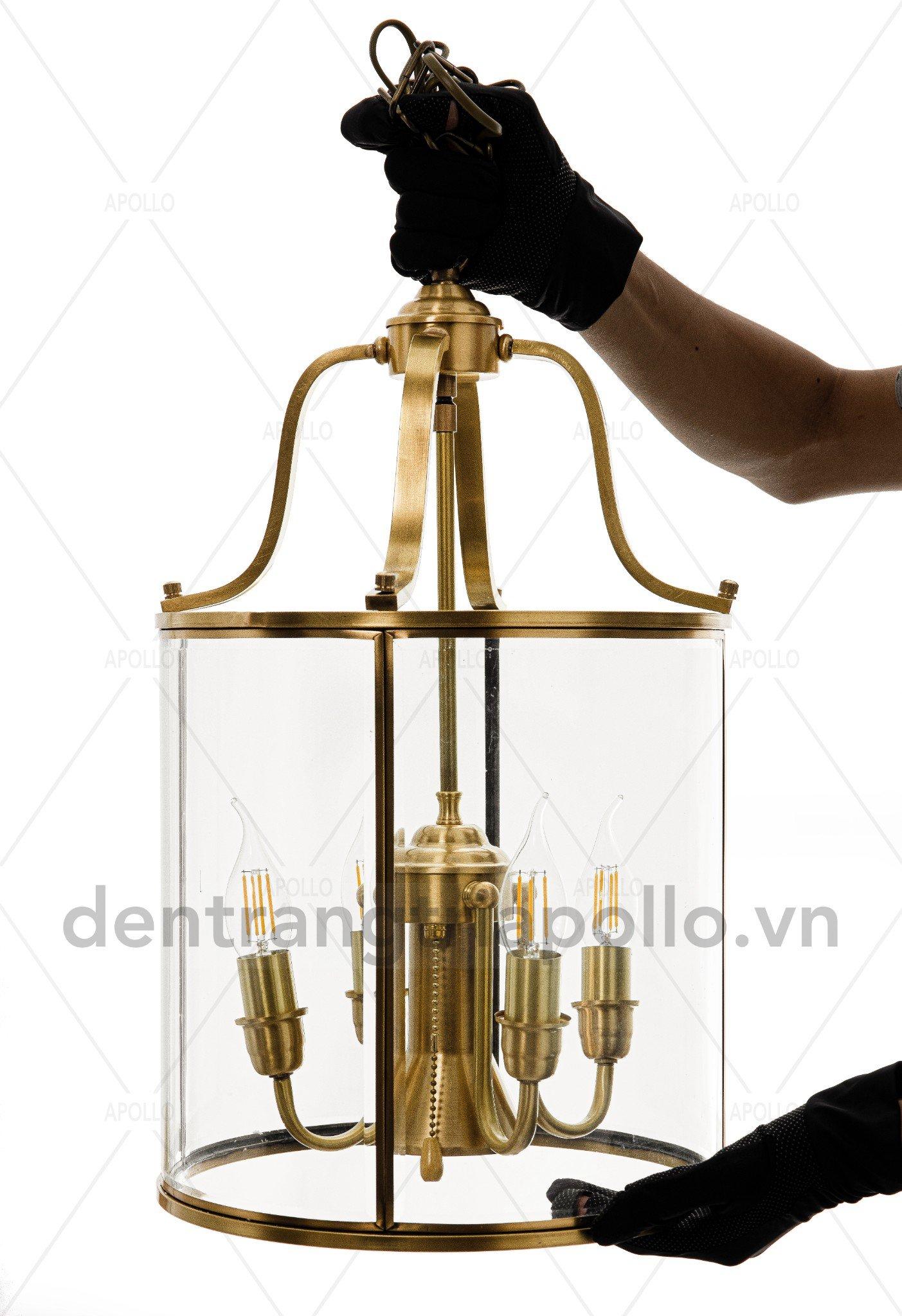 đèn thả cổ điển cao cấp