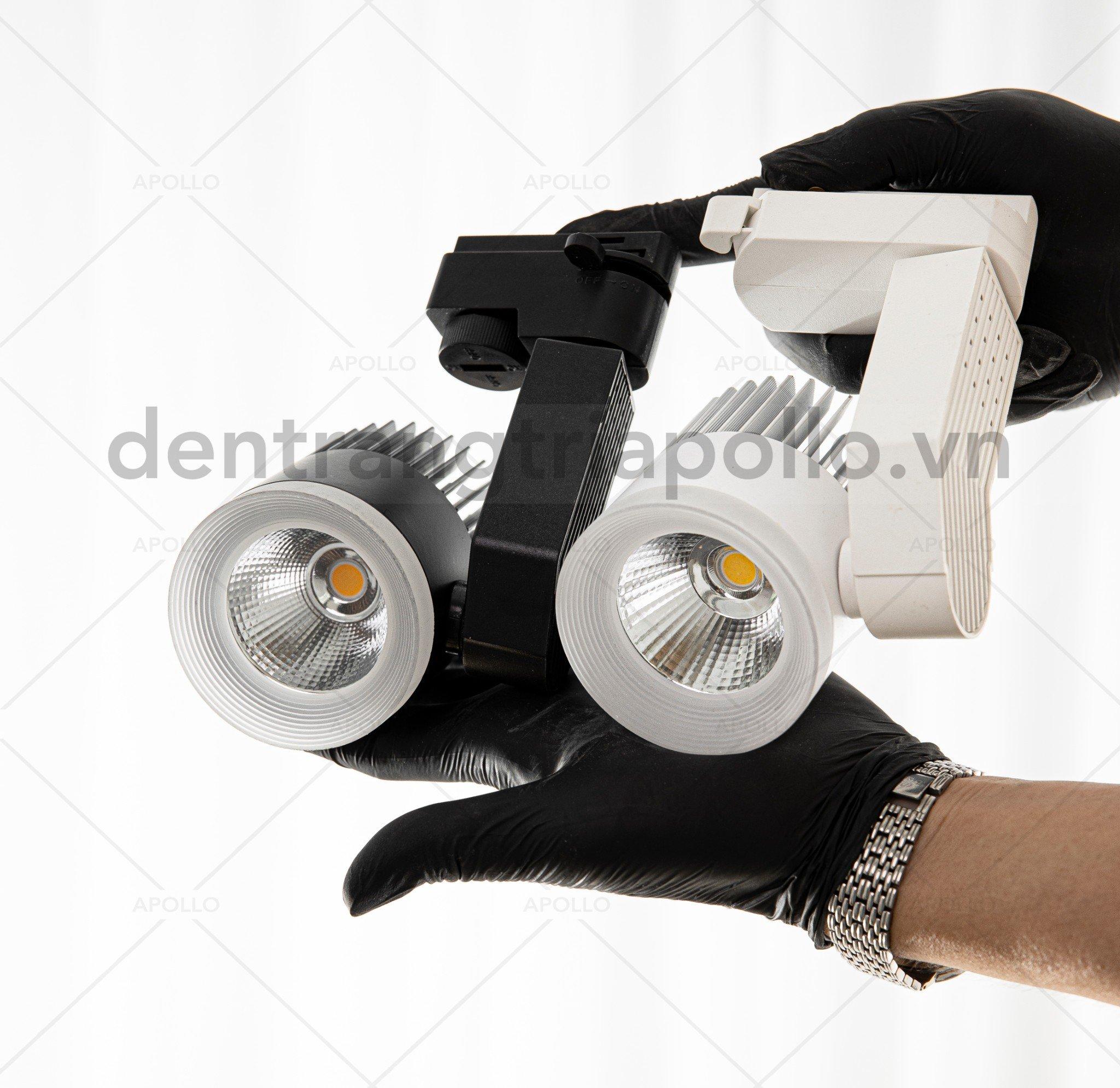 đèn rọi spotlight chiếu điểm