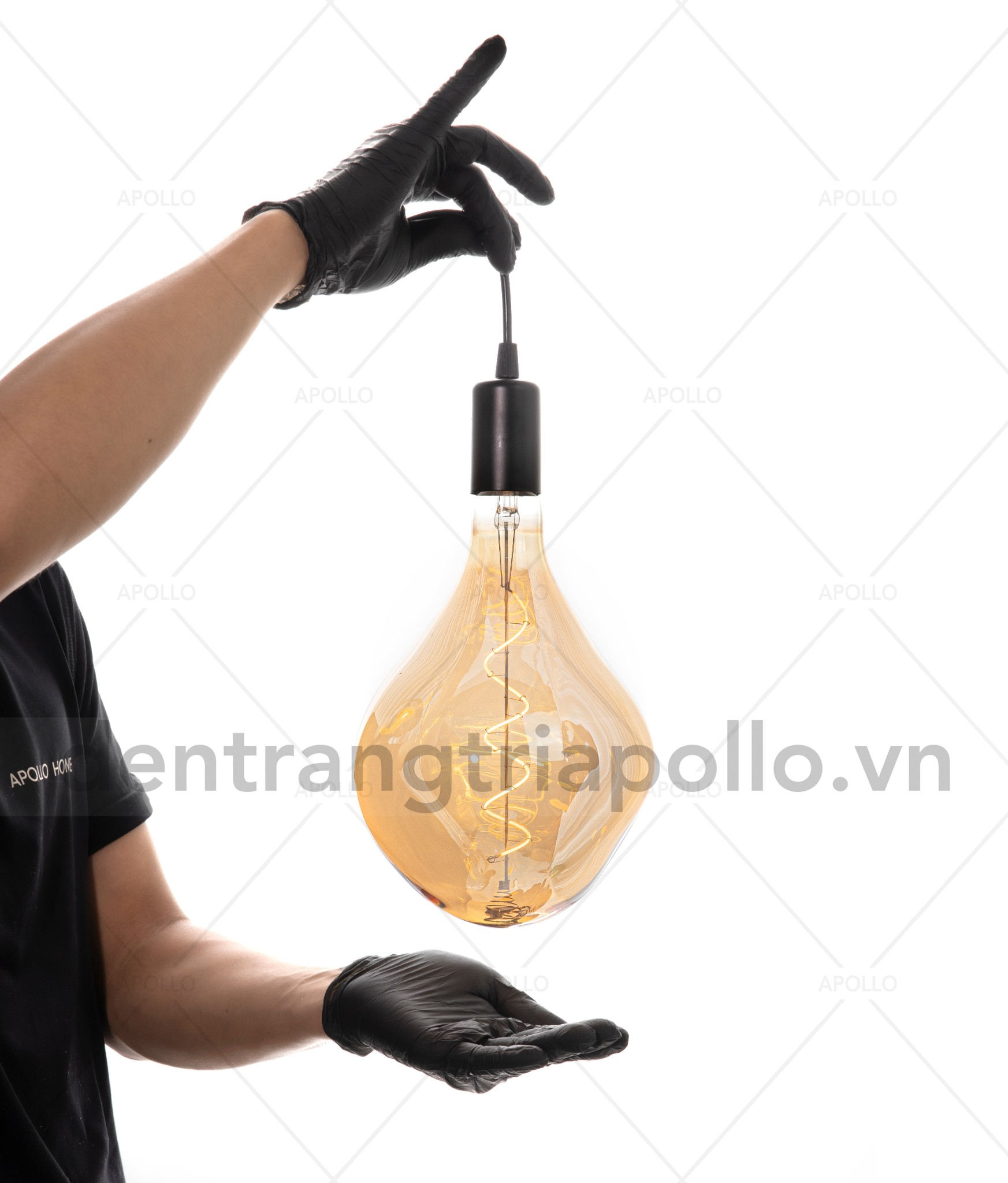 Bóng LED Retro trang trí