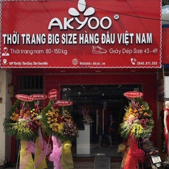 cửa hàng thời trang nam Big size Akyoo 3