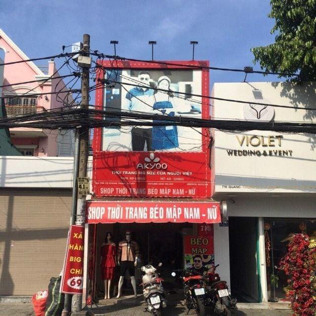 cửa hàng thời trang nam Big size Akyoo 6