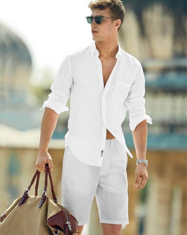 Phong cách white on white