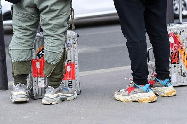 cách phối đồ với giày thể thao nam 8