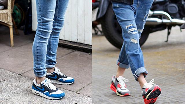 Chọn đôi giày trẻ trung