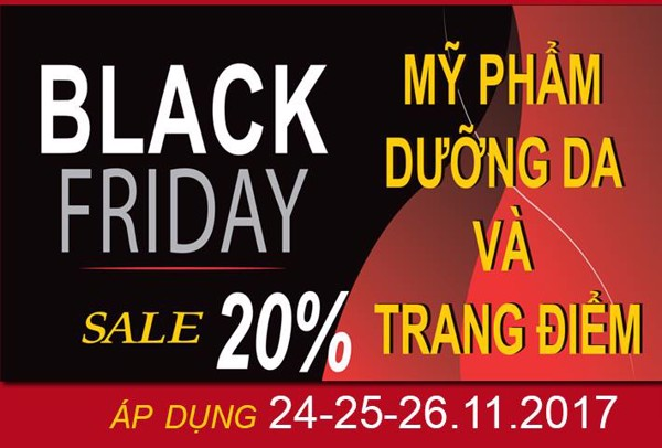 SHOP NHẤT BLACK FRIDAY