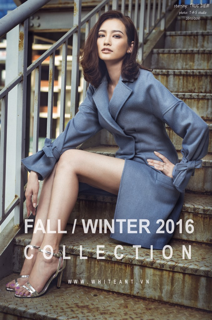 FALL/WINTER 2016 COLLECTION