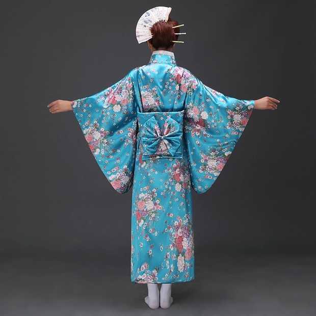 Quần Áo Kimono