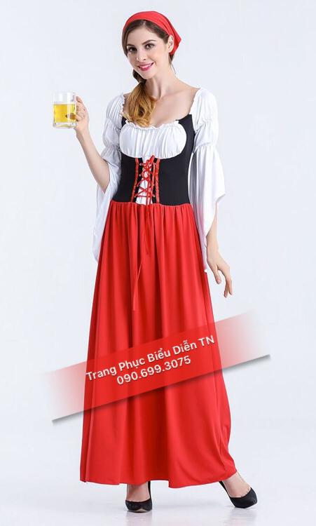 Trang phục phục vụ bia Đức