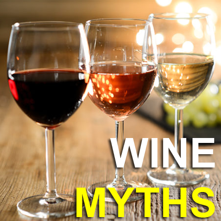 8 Common Wine Myths To Stop Believing