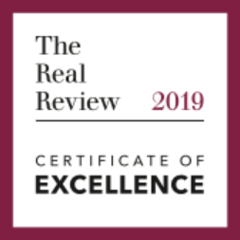 4 Wineries Awarded the Certificate of Excellence by The Real Review