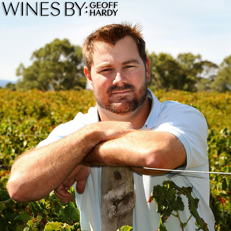 Geoff Hardy's Winemaker named