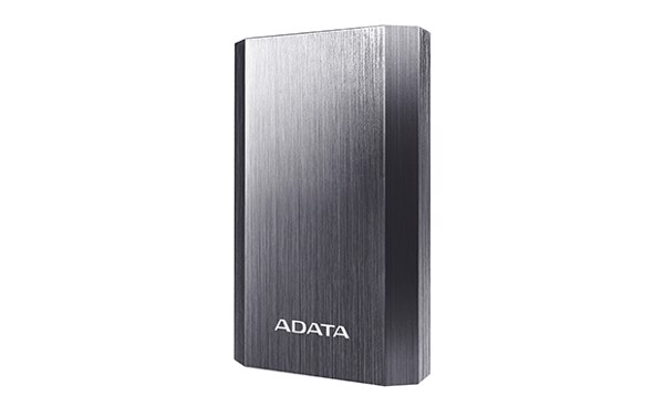 Sạc dự phòng Adata AA 10050mAh (Titantium)