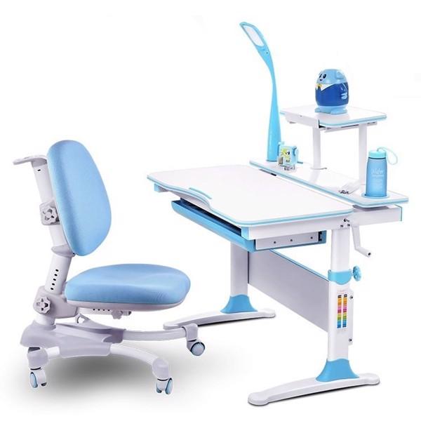 Bộ bàn ghế học sinh tăng giảm chiều cao ISmart A9PSC1