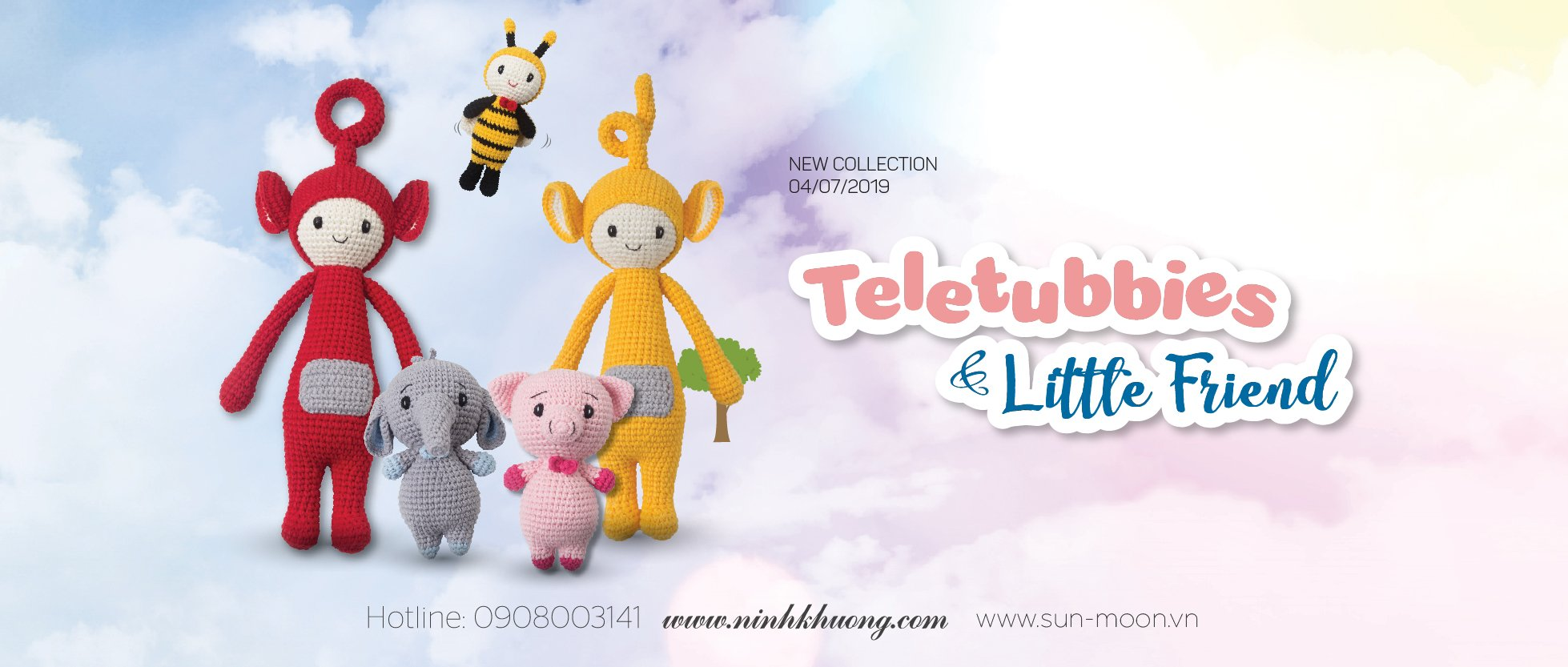 BST TELETUBBIES