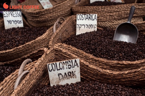 cà phê thế giới
