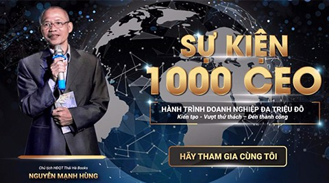 Reading Books Together số 58: Sự kiện 1000 CEO lần thứ 3 – 2019