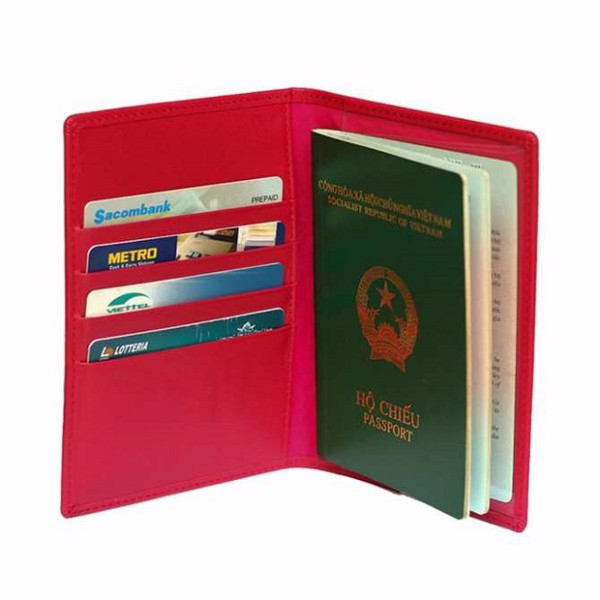 Passport cover đẹp