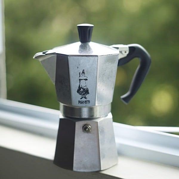 Ấm pha cà phê gia đình Moka Express Bialetti 6 ly BCM-1163