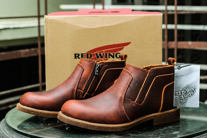 giày thấp cổ Red Wing